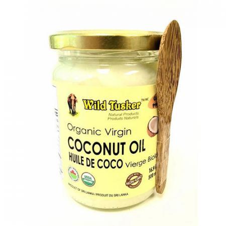 Huile de coco vierge 500ml
