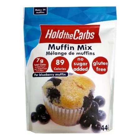 Mélange à muffins 440g 24 unités HoldTheCarbs