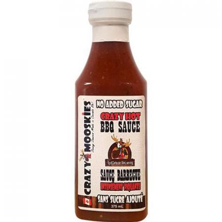 Sauce BBQ saveur Extrêmement piquante 375ml