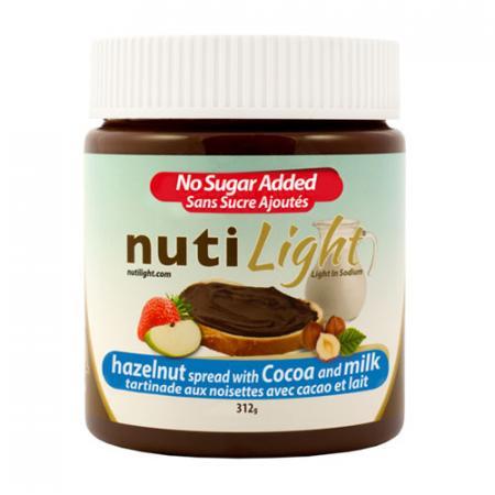 Nutilight Chocolat et lait