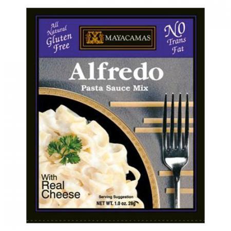 Mélange pour sauce Alfredo Mayacamas