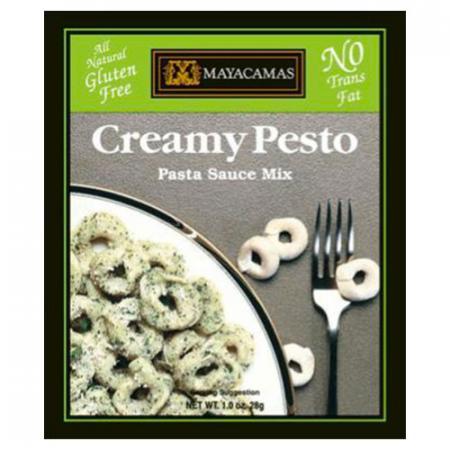 Mélange pour sauce pesto crémeuse Mayacamas