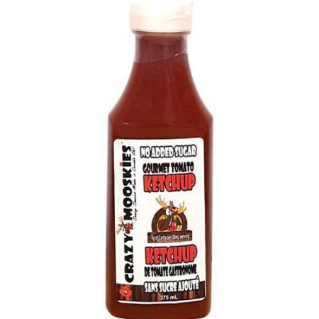 Ketchup sucré au Stevia 375ml