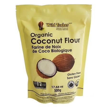 Farine de noix de coco biologique 500g